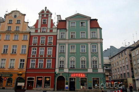 Apartament Old City i Cozzi - Centrum Wrocław